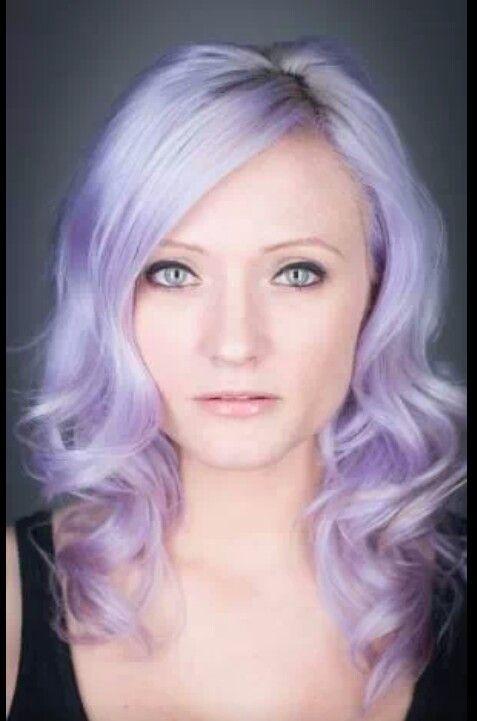 Pastel Purple Hair Color Hair Color Pinterest Pastel