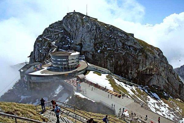 Monte Pilatus  by Alberto Correia Pinto//Lucerna//Suíça