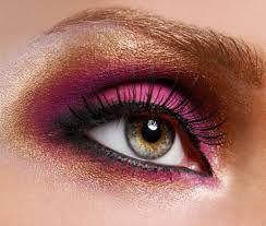 roze oogschaduw