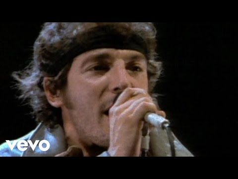 Bruce Springsteen - Born in the U.S.A. - YouTube