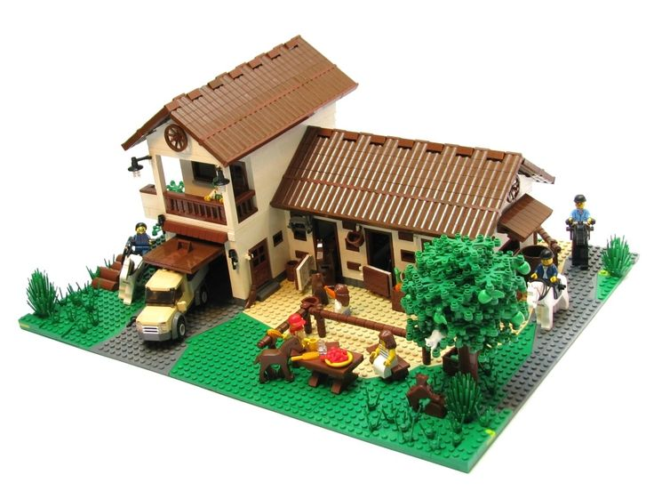 82 best Lego houses images on Pinterest | Lego house, Lego and Lego home