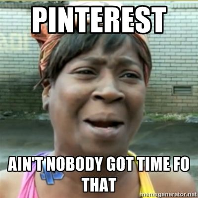 Truth, Sweet Brown.