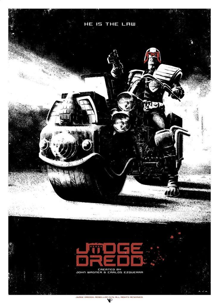 Juez Dredd (David Aja)