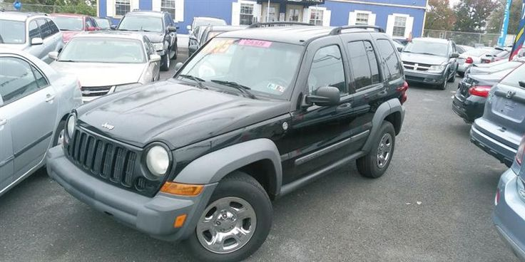 2007 Jeep Liberty SPORT in 2020 Jeep liberty sport, Jeep