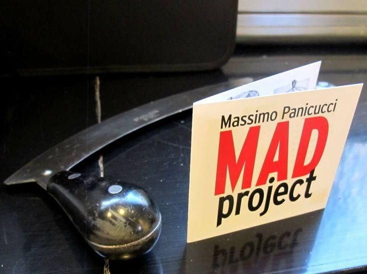 """Massimo Panicucci """"MAD project"""" a Gattarossa Art Gallery Kafe"""
