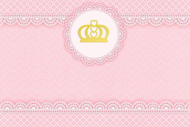 Montando minha festa: Kit digital gratuito para imprimir Princess - Coro...