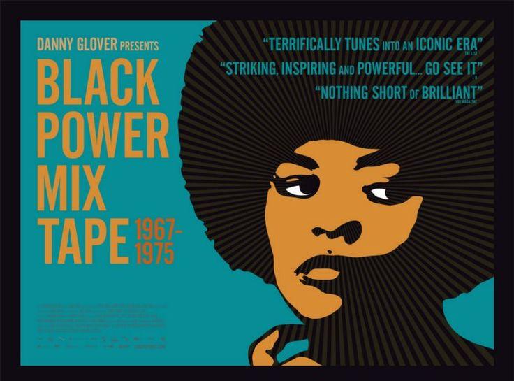 a Mixtape Black Power 1967-1975 - documentário é feito de imagens originais cineastas suecos baleado no final dos anos 60 e início dos anos 70 nos EUA. o filme foi perdido há mais de 30 anos e conta a história da comunidade Africano-Americano neste momento e como o movimento pantera negra estava desenvolvendo.