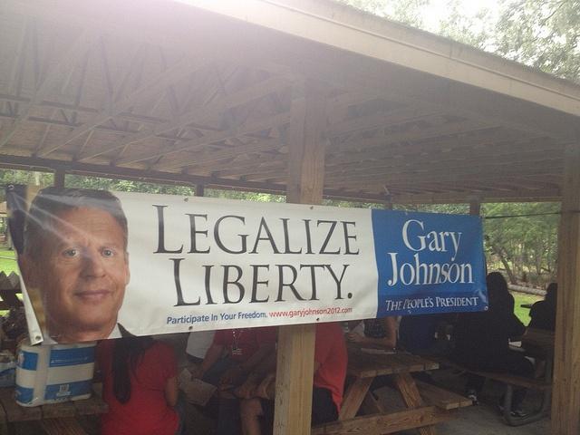 Gary Johnson in Orlando by Governor Gary Johnson, via Flickr