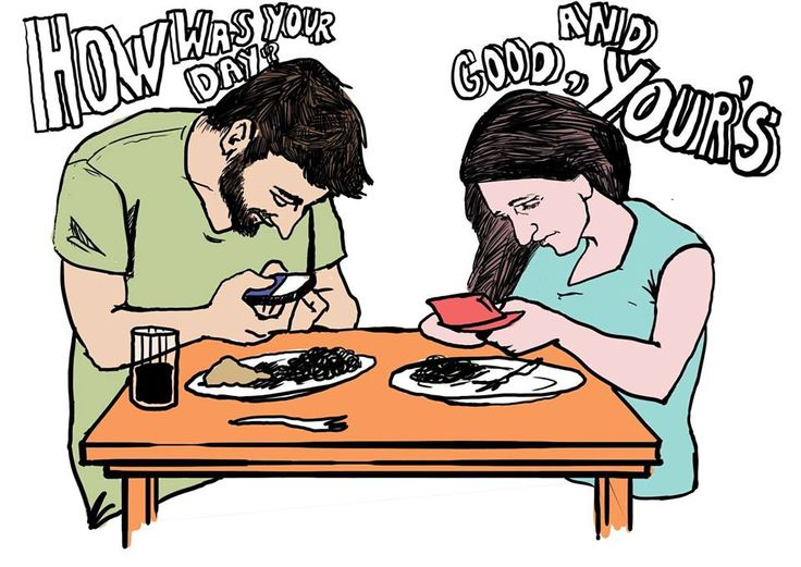 phubbing: Life, Cartoon, Quote, Social Media, Smartphones, Funny, Socialmedia, Mobile