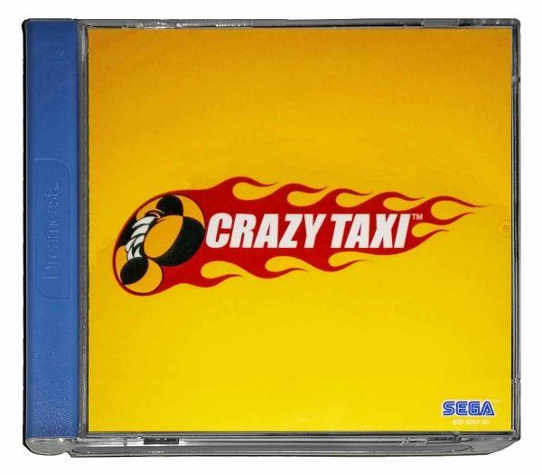 Buy Crazy Taxi Dreamcast Australia