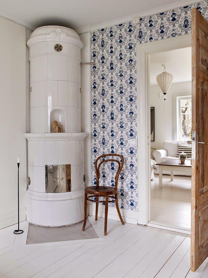 "Fridas House | Anna Truelsen / photo: Jonas Lundberg | for ""Lantliv"" 2015"