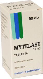 Ambenomium: medicine for myasthenia Gravis