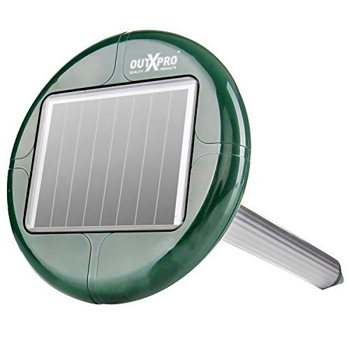 OUTXPRO Solar Energy Snake Repeller Powerful Ultrasonic G... http://www.amazon.com/dp/B017TZGDG8/ref=cm_sw_r_pi_dp_kSVnxb1HRKWYC