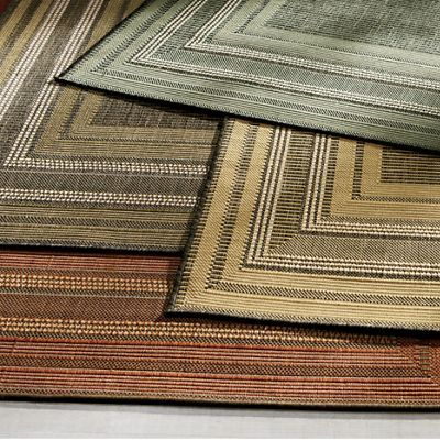 define your area with the help of a large area rug in an interesting pattern that features some of the key colors in your roomu0027s palette