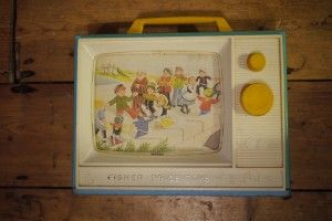 Fisher Price television
