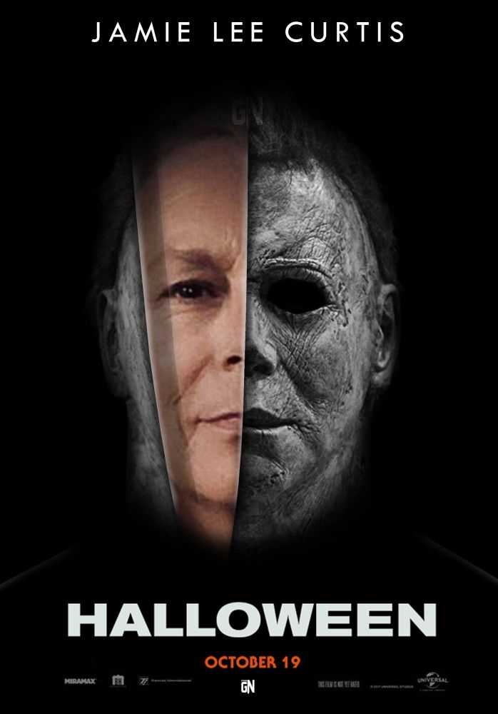 Halloween 2018 Fan Poster.Poster Halloween Film Halloween 2018 Fan Posters In 2019
