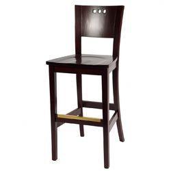 "Holsag Henry Custom Bar Stool (24"" - 30"" Seats) | Wayfair"