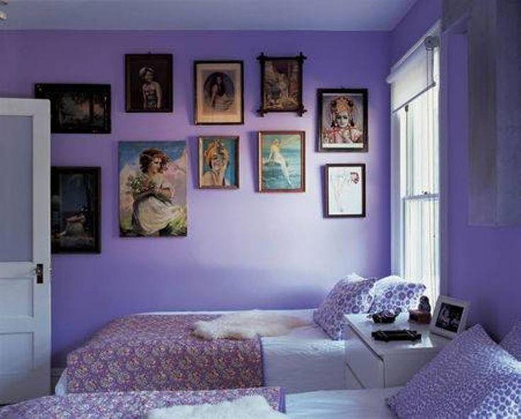 best 25+ purple wall art ideas on pinterest