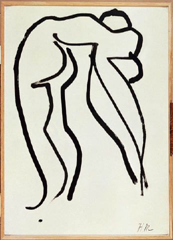 Matisse -- beautiful.