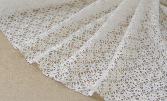 Koronka tkaniny w 140cm szerokości - chicandeasy - Tkaniny koronkowe