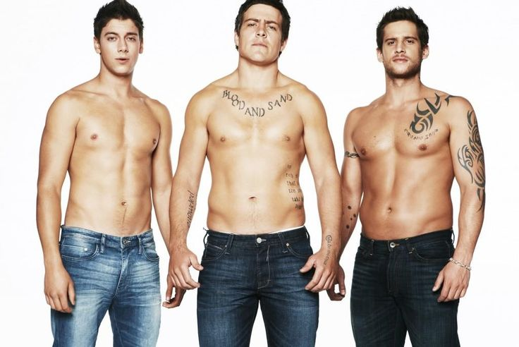 The Braxton Brothers from Home and Away