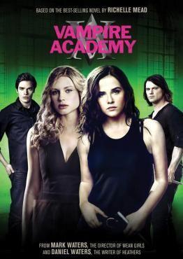 Vampire Academy, Movie on Blu-Ray, Drama Movies, Romance Movies, even more movies, even more movies on Blu-Ray