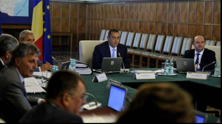 Declaraţiile Premierului Victor Ponta, în şedinţa de Guvern din18 septembrie:  Am prezentat în Parlament noul acord cu FMI.  Vom aloca bani pentru cei afectaţi de inundaţiile din judeţul Galaţi. E obligativitatea noastră de a ajuta pe cei loviţi. Legea de a obliga proprietarii să-şi facă o asigurare minimă pe locuinţă. E o lege bună.  În 23 de ani de democraţie, nu s-a mai făcut nimic în ceea ce priveşte decolmatarea râurilor. Va trebui să ne gândim cum putem afecta ca sprijin financiar…