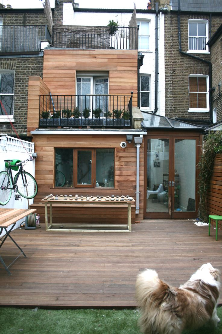 17 Best Images About Extension Bois On Pinterest Gardens