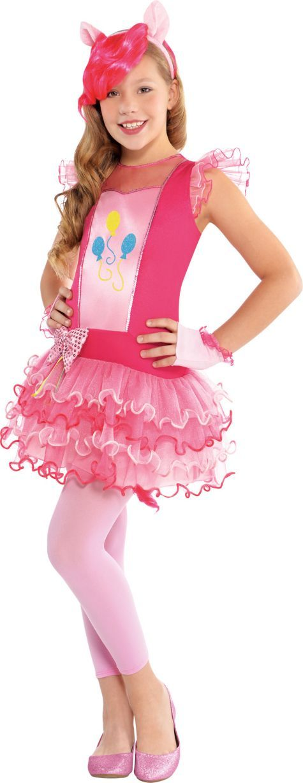 Girls Pinkie Pie Costume - My Little Pony - Party City