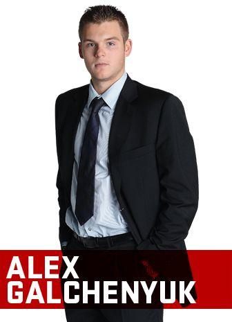 Alex Galchenyuk pose pour l'Annuel 2013-2014 du Magazine CANADIENS. / Alex Galchenyuk poses for the 2013-14 CANADIENS Yearbook. #Habs
