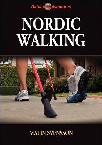 Скандинавская ходьба как фитнес на открытом воздухе. Автор: Малин Свенсон.