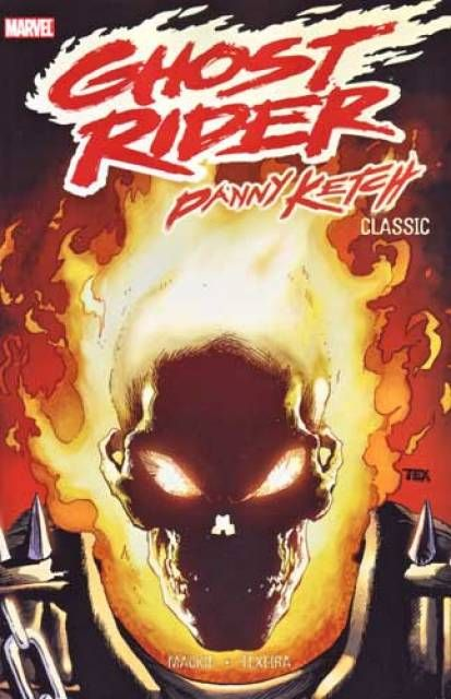 Ghost Rider: Danny Ketch Classic (Volume) - A collection of stories from Volume 2.
