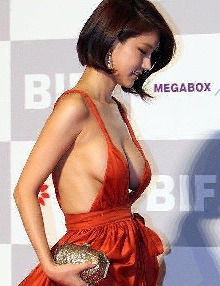 オ・イネ(呉仁恵)韓国人エロ画像