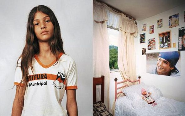 10 photos of children and their bedrooms from around the world