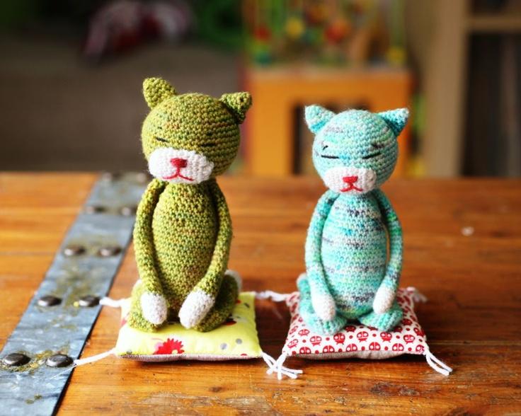 Amigurumi Cat Amineko : Plus de 1000 idees ? propos de Amineko sur Pinterest ...