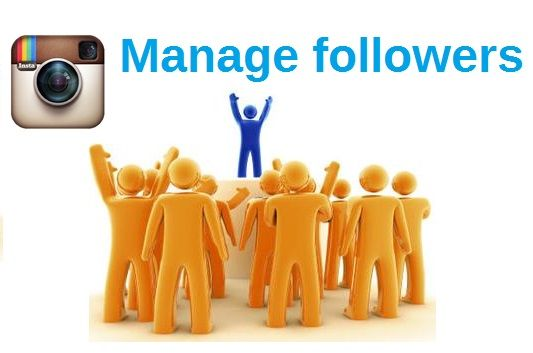 An automated software can solve the problem to manage the followers on instagram and focus only on the target leads.