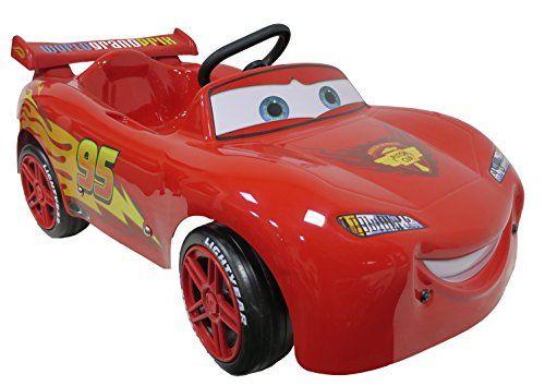 flash mc queen de cars voiture a
