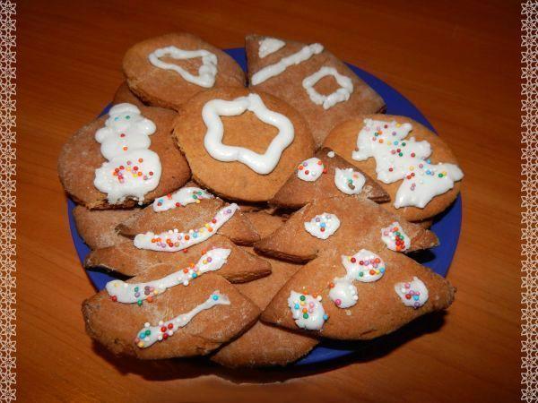 С приближением Нового Года захотелось приготовить что-нибудь праздничное. Решила испечь имбирное печенье пряное хрустящее оно отлично подойдет как для новогоднего чаепития так и в...