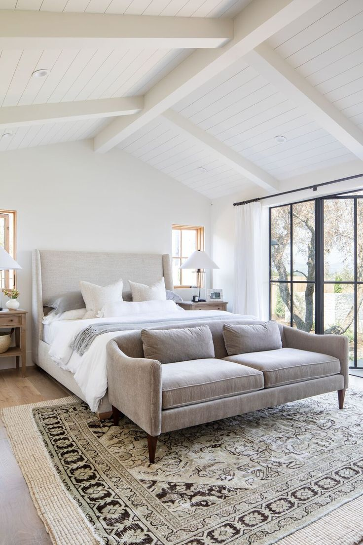 The Crestview House   Studio McGee in 2021   Crestview house, Mcgee master bedroom, Master ...