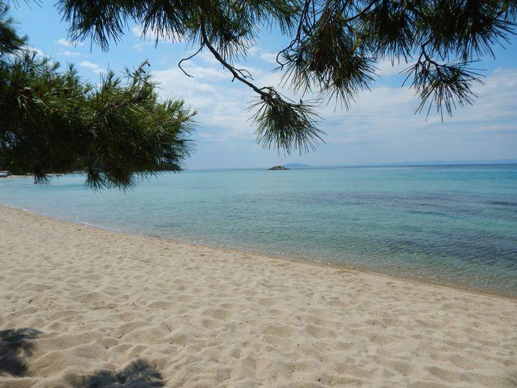 Kalogria Beach / Chalkidiki