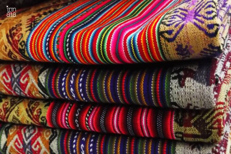 Peruvian fabric