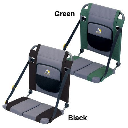 SitBacker Canoe Seat with Lumbar Support - Gander Mountain