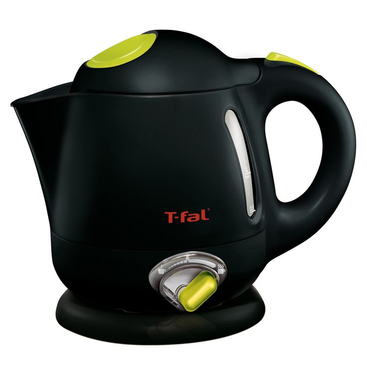 I love this tea kettle! Electric. Two temp settings, one for herbal and green teas, one for boiling water. Quicker than a microwave!