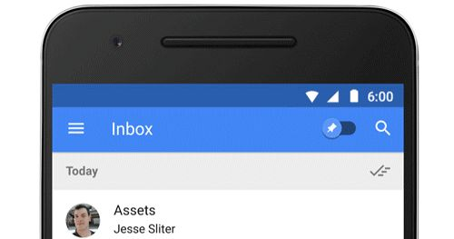 New Chome Extension for Google Inbox https://plus.google.com/+WilliamLWeaver/posts/L6VRvvWcdex