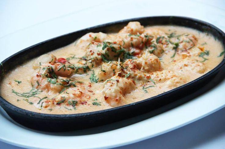 KILÓMETRO 0 BISTRÓ: Si te encantan los camarones debes probar estos platos… #SantiagoElegante_KM0 #SantiagoElegante #RestaurantKilometro0  #IsidoraGoyenechea
