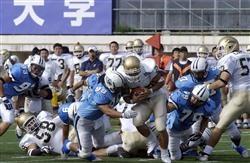 【関西学生アメフット三国志】(36)伝統の「関関戦」番狂わせ狙う 関大