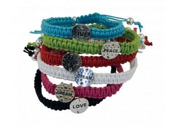 Cat Hammill bracelets
