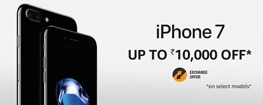 iPhone 7 Price: Apple iPhone 7 & 7Plus  Specifications, Features at Amazon.in