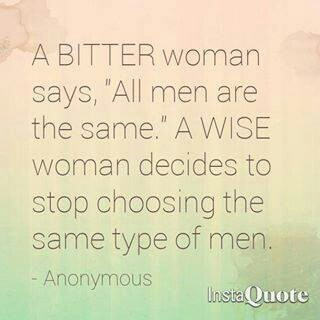 A wise woman...