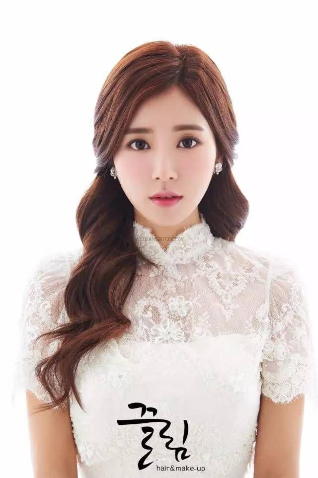 美爆了~2016韓國最受歡迎新娘妝髮型,化妝師必備收藏! – wechat中文網